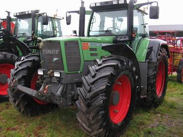 Fendt Favorit 926 Original